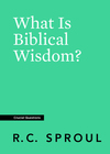 What Is Biblical Wisdom?