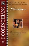 Shepherd's Notes: 1 Corinthians