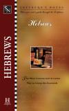 Shepherd's Notes: Hebrews