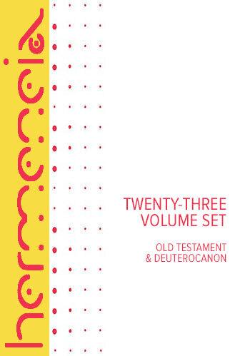 Hermeneia Commentary: Old Testament & Deuterocanon (23 Vols.) - HERM