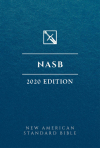 New American Standard Bible - 2020 (NASB)