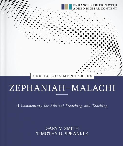 Kerux Commentary: Zephaniah-Malachi (KC)