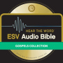 ESV Hear The Word Audio Bible, Gospels Collection