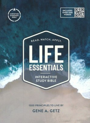 CSB Interactive Life Essentials Study Bible