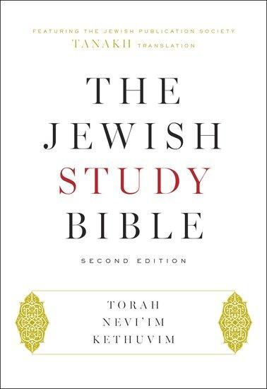 Jewish Study Bible Notes, 2nd Edition