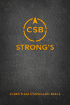 Christian Standard Bible with Strong's Numbers - CSB Strong's