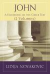 Baylor Handbook on the Greek New Testament: John 2-Vol. Set (BHGNT)