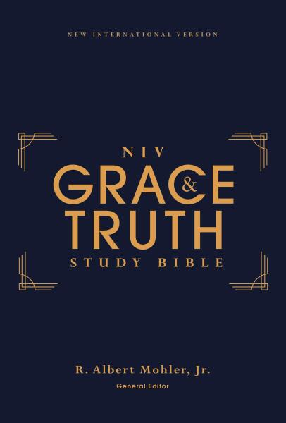 NIV Grace & Truth Study Bible