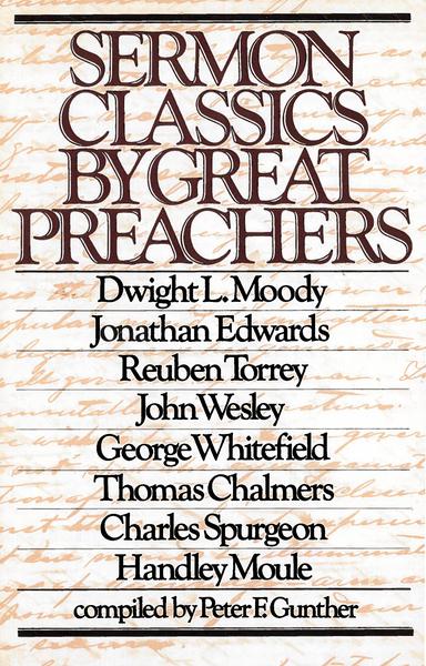 Sermon Classics by Great Preachers