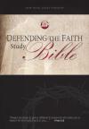 NKJV Defending the Faith Study Bible