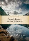 90 Days in Genesis, Exodus, Psalms & Galatians